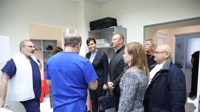 Д-р Даниела Дариткова участва в кръгла маса по въпросите на здравеопазването в Русе