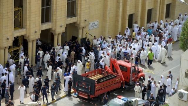 Жертвите на взрива в Кувейт са 27 души, пострадалите - 227