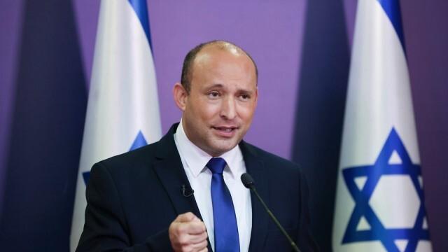 Новият премиер на Израел положи клетва