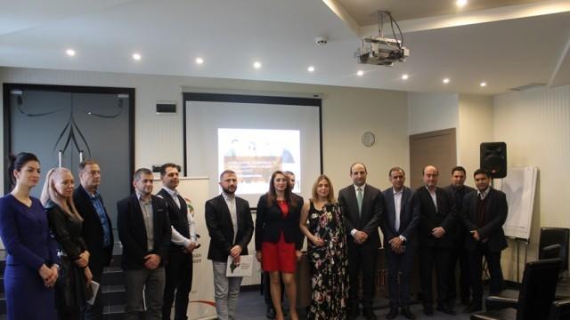 Нови бизнес възможности за регион Русе обсъдиха днес зам.-кметът Златомира Стефанова и посланикът на Индия