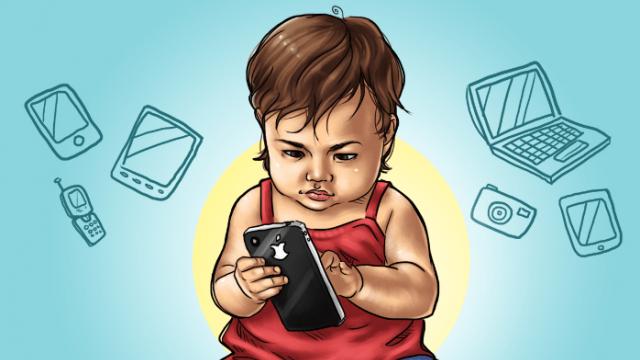 След онлайн обучението през пролетта повече деца са с късогледство