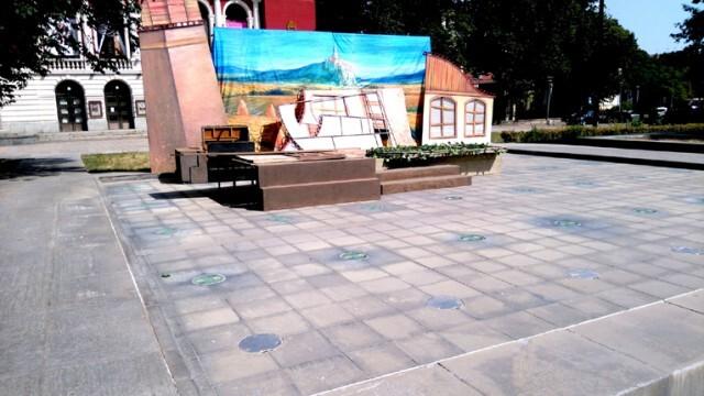 Емблематични фонтани в центъра на Русе пресъхнаха, защо - не е ясно