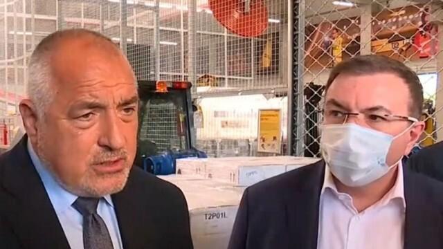 Борисов: С  по-малко мерки приключихме третата вълна на коронавирус