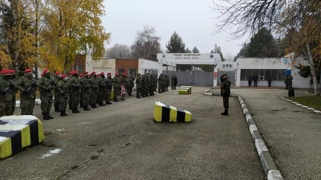 Единният център за начална подготовка в Плевен отбелязва празника си (Снимки)