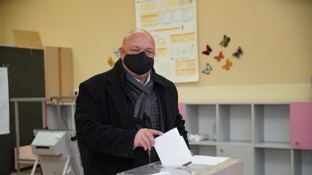 Красен Кралев: Гласувах, за да продължим да градим България с Божията помощ