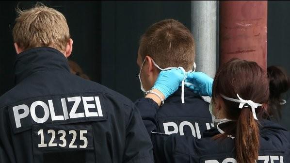 Арестуваха двама терористи в Берлин