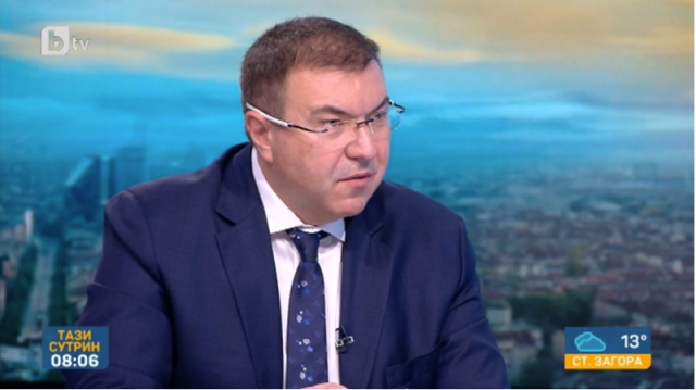 Проф. Ангелов: В Народното събрание трябва да се носят маски, правилата важат за всички