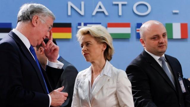 НАТО решава през България проблемите с Украйна и