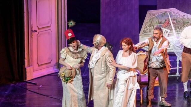 """Операта представя """"Сватбата на Фигаро"""" в Доходното здание"""