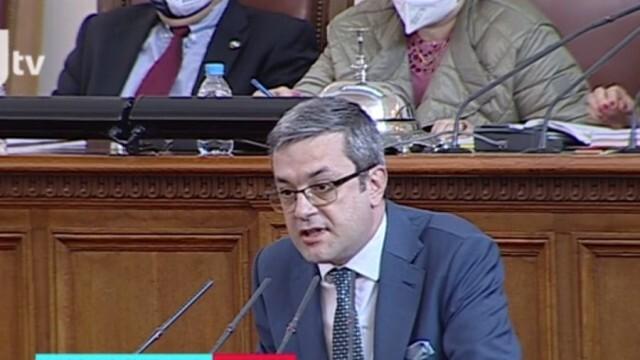Тома Биков съзря опит за преврат чрез Изборния кодекс и закриването на спецпрокуратурата и спецсъда