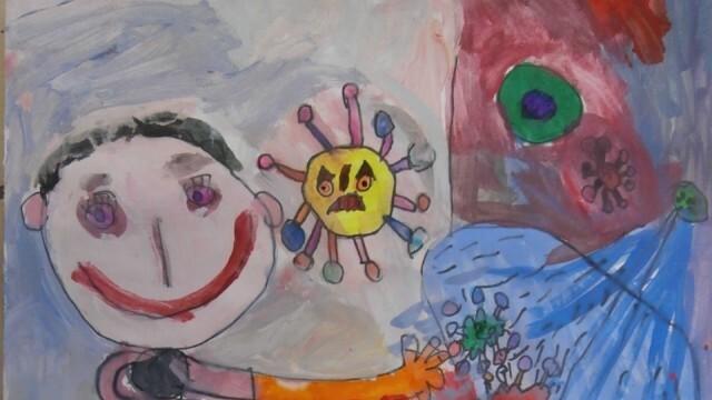 Плевенски деца от арт школа