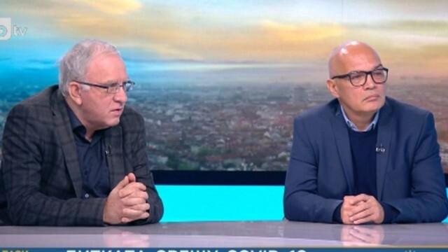 Тихомир Безлов: Управляващите се страхуват да наложат твърди мерки срещу COVID-19