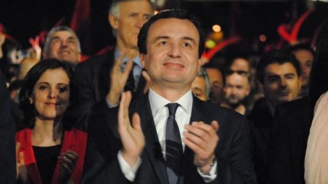 Новото правителство на Косово си намали заплатите наполовина