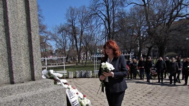 Вицепрезидентът: 26 март е празник на волята за свобода, единство и справедливост