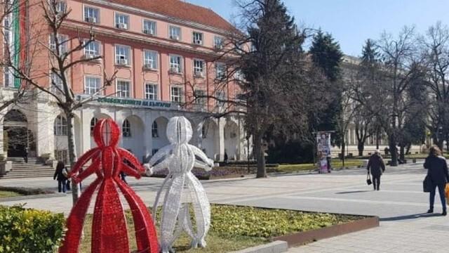 Определиха 100 места за продажба на мартеници в Плевен, започва прием на заявления