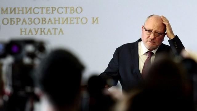 Борисов поиска оставката на Танев