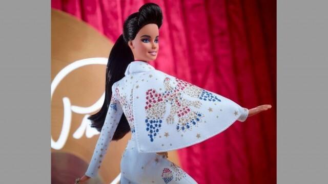 Пускат колекционерска кукла Барби в чест на Елвис Пресли