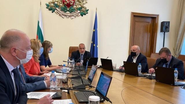 Борисов: Българският избирател категорично ни постави на първо място и затова ще подходим отговорно към съставянето на ново правителство