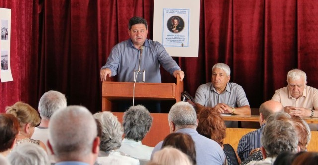БСП издигна кмета на Никопол Емил Бебенов за втори мандат