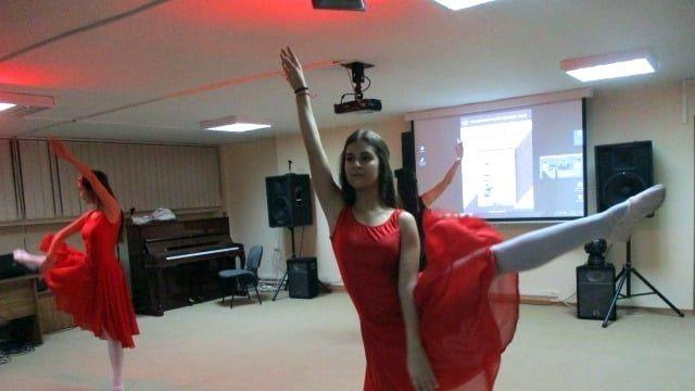 """Балетната школа при читалище """"Съгласие"""" с галаспектакъл за 65-ия си рожден ден"""