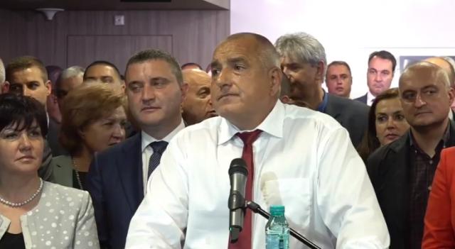 Бойко Борисов: От днес вече ще спя с пистолет! Заплахите идват от държавния глава (Видео)
