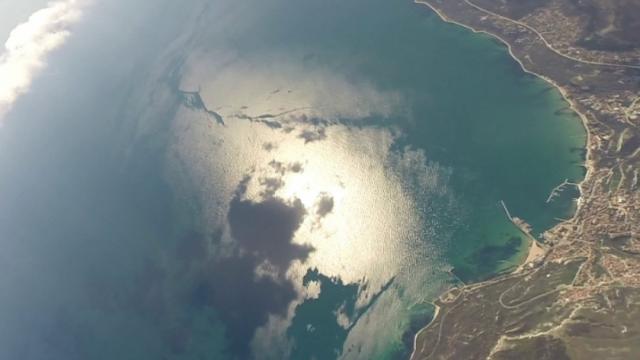 Инцидент! Изтребител на ВВС е паднал в Черно море край Шабла