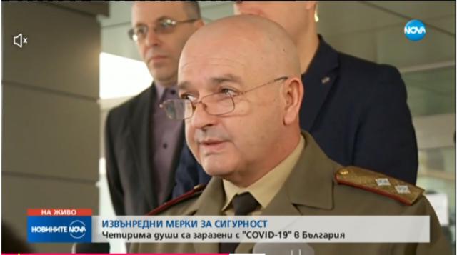 Проф. д-р Мутафчийски: Не сме установили нулевия пациент, нямаме нов случай на коронавирус