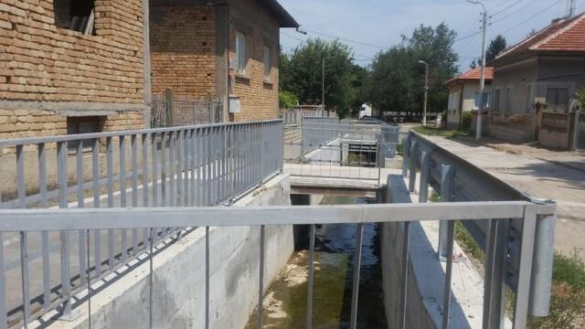 Община Гулянци получи близо 690 хиляди лева за доизграждането на отводнителен канал