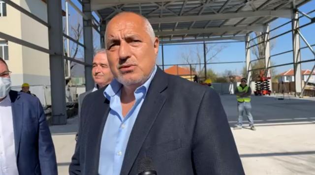 Борисов: През май ще имаме колективния имунитет (ВИДЕО)