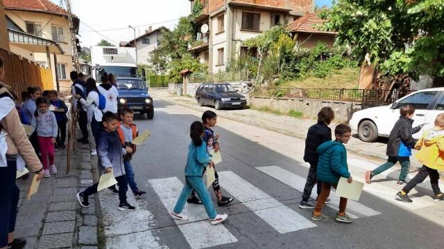 Община Тетевен отбеляза Дните на безопасността на пътя