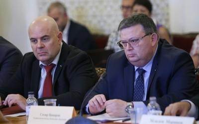 Окончателно - ВСС пак избра Иван Гешев за главен прокурор