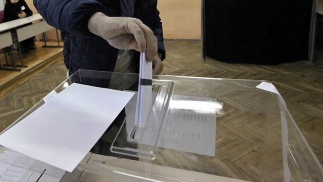 В Ловешко към 13:30 часа: ГЕРБ-СДС с най-много гласове на избирателите