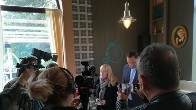 Елена Йончева в Русе: Хората разбират и са убедени, че тези избори не са толкова за европейски парламент. Те са за България