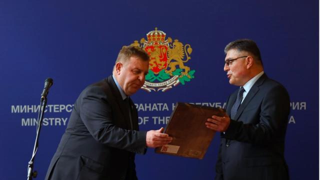 Новият министър на отбраната: Армията трябва да бъде модернизирана