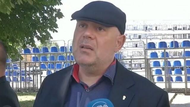 Главният прокурор Гешев с подробности за акцията в президентството (ВИДЕО)