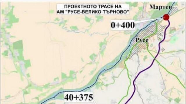 Крум Зарков и Пламен Рашев търсят актуална информация за пътя Русе-Велико Търново