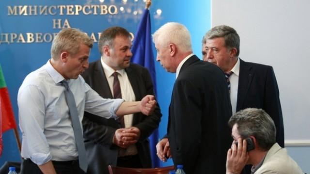 Москов:  Ще бъде отстранен всеки директор, който се възпротиви на сливане на болници