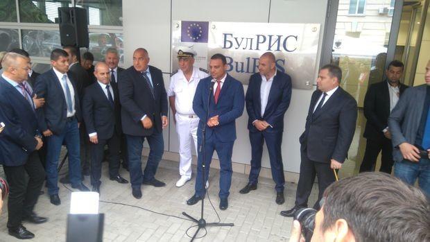 Борисов в Русе: Днес ми е много натоварено, но пък ползотворно