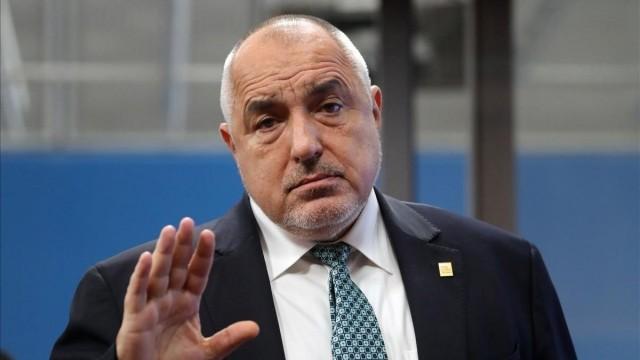 Бойко Борисов на косъм от поставяне под карантина