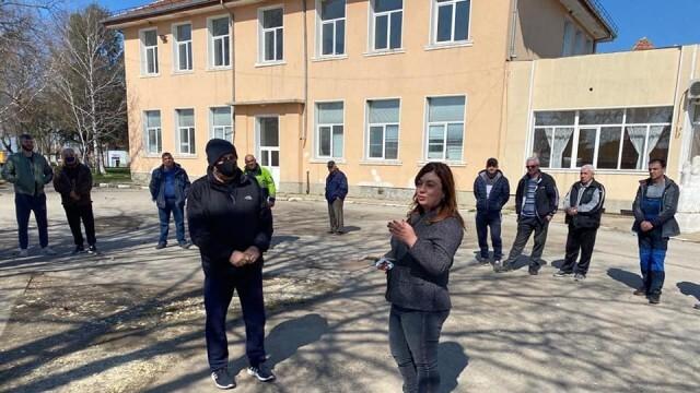 Алисе Муртезова: Продължаваме да работим заедно, ръка за ръка