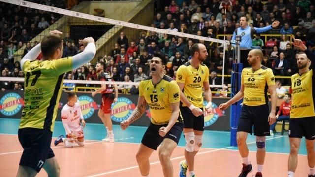 Волейболната купа на България пак е в Пазарджик