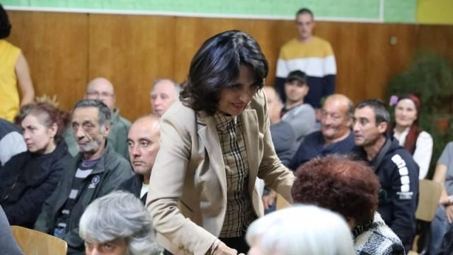 Диана Иванова: Кварталите ще станат китни центрове