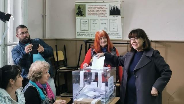 Елеонора Николова: Гласувах с надежда за по-добро бъдеще за нашия град