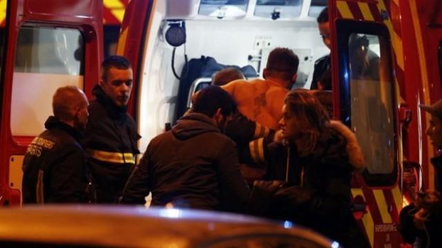 6  атентата в Париж, най-малко 150 загинали, над 200 ранени