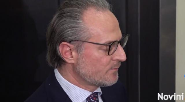 ВСС образува дисциплинарно производство срещу посочения от САЩ съдия Миталов