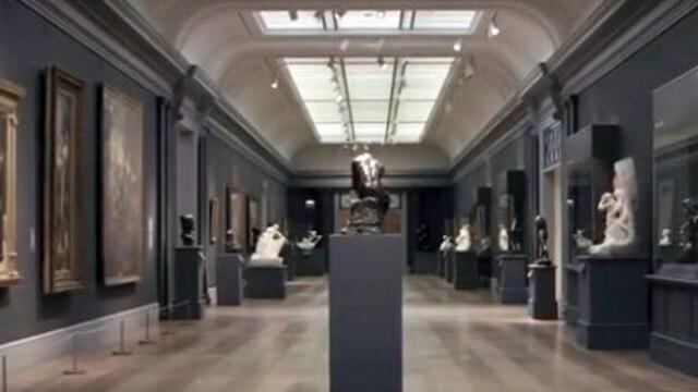 С безплатни онлайн посещения и игри музеят