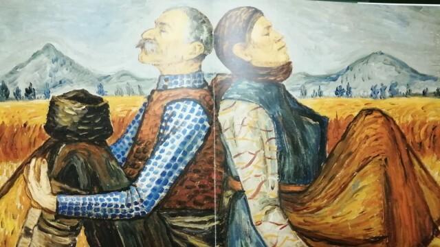 Изложба в Плевен представя творчеството на художника Златю Бояджиев