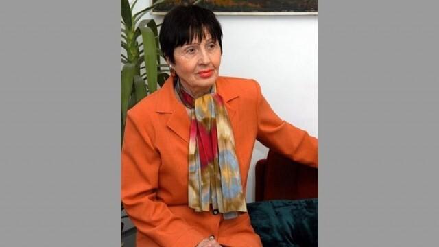 Отиде си изтъкнатата българска поетеса Лиляна Стефанова