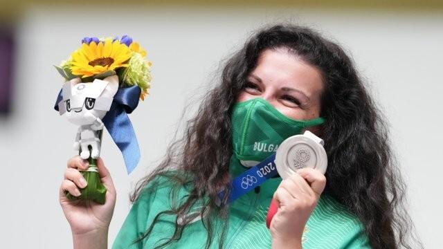 Първи медал за България от Токио
