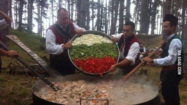 """Най-големият български тиган - """"Юнашкият тиган"""", ще гостува в Белене"""